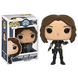 Agents of SHIELD Quake Funko Pop! Figuur