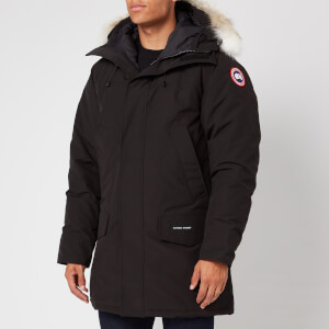 Canada Goose Men's Langford Parka Jacket - Black