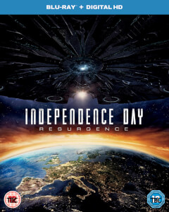Independence Day: Resurgence (+UV)