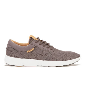 Supra Men's Hammer Run Mesh Trainers - Charcoal