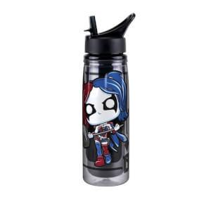 DC Comics Harley Quinn Pop! Home Acrylic Water Bottle