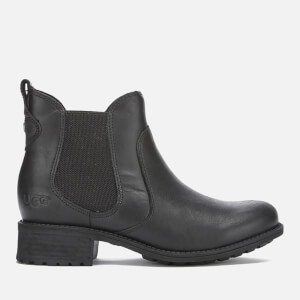 UGG Women's Bonham Leather Chelsea Boots - Black