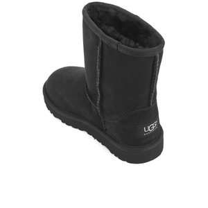 UGG Kids' Classic Boots - Black: Image 4