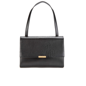 Ted Baker Women's Lowri Exotic Panel Shoulder Bag - Black