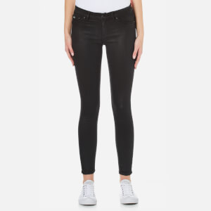 Superdry Women's Alexia Jegging Jeans - Coated Black