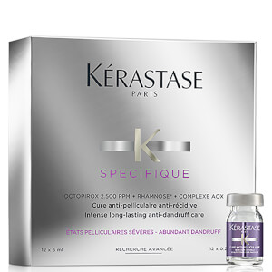 Kérastase Specifique Cure Anti-Pelliculaire Anti-Recidive Treatment 12 x 6 ml