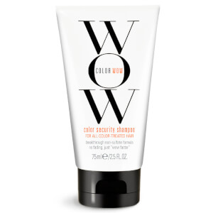 Colour WOW Travel Colour Security Shampoo 75ml