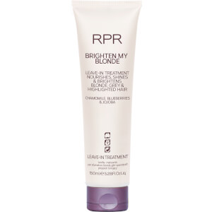 RPR Brighten My Blonde Leave in Treatment 150ml