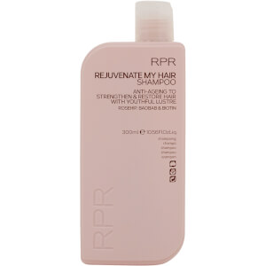 RPR Rejuvenate My Hair Anti-Aging Shampoo 300ml
