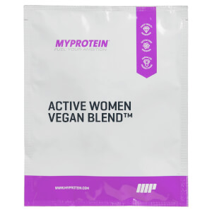 Mieszanka wegańska Active Women Vegan Blend™ (Sample)