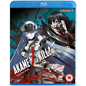Akame Ga Kill - Collection 2