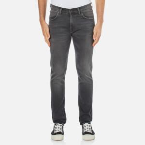 Edwin Men's Ed-85 Slim Tapered Drop Crotch Jeans - Light Trip Used