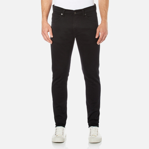 Edwin Men's Ed-85 Slim Tapered Drop Crotch Jeans - Rinsed Ink Black