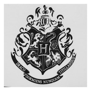 Harry Potter Men's Hogwarts Alumni T-Shirt - White: Image 3
