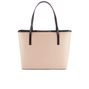 Ted Baker Women's Kaci Zip Top Large Shopper Tote Bag - Camel