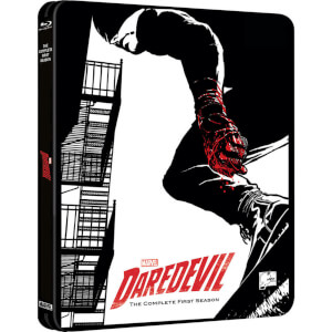 Daredevil - Season 1 Zavvi UK Exclusive Steelbook (UK EDITION)