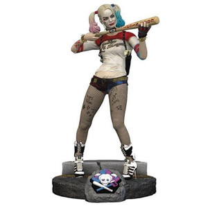 Suicide Squad Harley Quinn Finders Keypers Statue