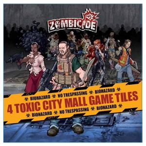 Toxic City Mall: Zombicide