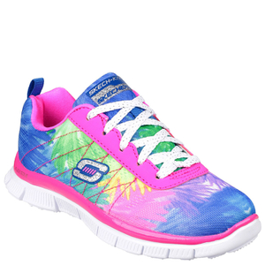 Skechers Kids' Skech Appeal Sunlight Trainers - Multi