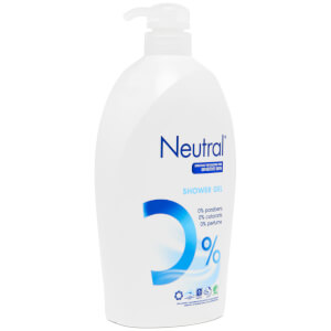 Neutral 0% Shower Gel - 1L: Image 2