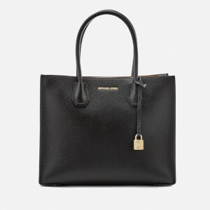 MICHAEL MICHAEL KORS Women's Mercer Large Conversational Tote Bag - Black