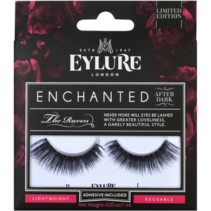 Eylure Enchanted After Dark False Eyelashes – The Raven