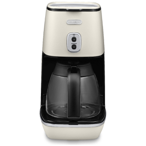 De'Longhi ICMI211.W Distinta Filter Coffee Maker - Matt White