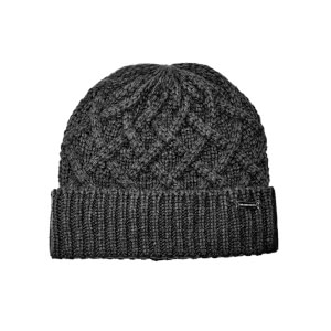 Michael Kors Men's Cable Knit Hat - Midnight
