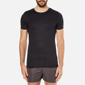Superdry Men's Gym Base Dynamic Runner T-Shirt - Black