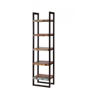 Industrial Iron Display Rack