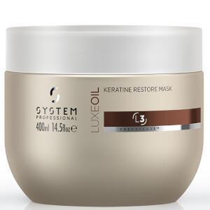 System Professional Luxeoil Keratin Restore Mask 150ml