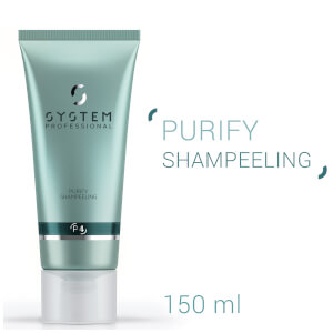 System Professional Purify Shampeeling 150ml