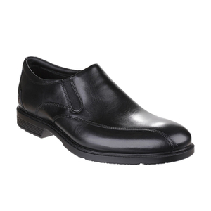 Rockport Men's City Smart Bike Toe Slip On Shoes - Black