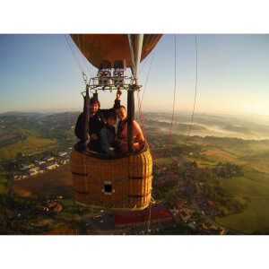 Champagne Balloon Flight for Two
