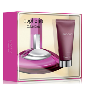 Calvin Klein Euphoria for Women Eau de Parfum 30ml Xmas Coffret 2016