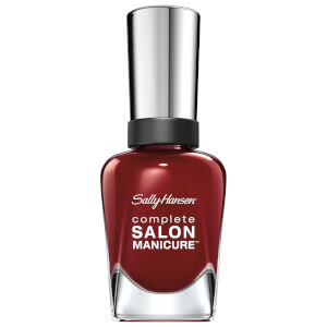 Sally Hansen Complete Salon Manicure 3.0 Keratin Strong Nail Varnish – Red Zin 14,7 ml