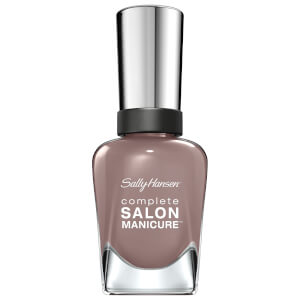 Sally Hansen Complete Salon Manicure 3.0 Keratin Strong Nail Varnish - Commander in Chic 14.7ml