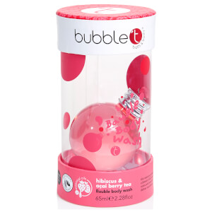 Bubble T Bath & Body - Solo Bauble 100ml (Hibiscus & Acai Berry Tea)