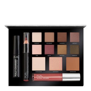 Палитра для макияжа PUR Love Your Selfie 2 Complete Make-Up Palette