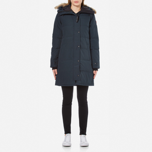 Canada Goose Women's Shelburne Parka - Ink Blue