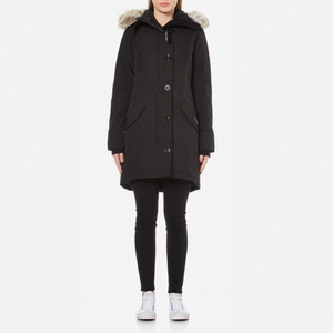 Canada Goose Women's Rossclair Parka - Black
