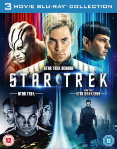 Star Trek/Star Trek Darkness/Star Trek Beyond