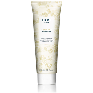 H2O+ Beauty Sea Salt Body Butter 8 Oz