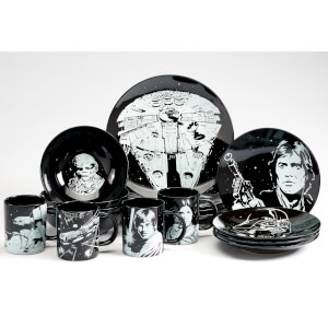 Star Wars 16 Piece Dinner Set