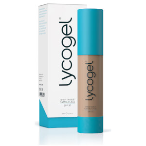 Lycogel Breathable Camouflage - Sand 20ml