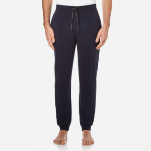 BOSS Hugo Boss Men's Long Cuffed Joggers - Blue