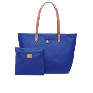 Lauren Ralph Lauren Women's Bainbridge Tote Bag - Bright Navy