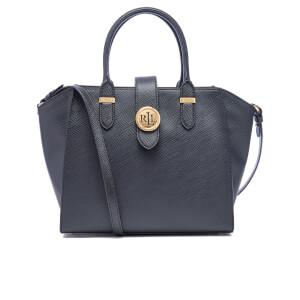 Lauren Ralph Lauren Women's Charleston Shopper Bag - Black