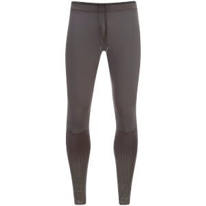 adidas Men's Chapter Running Tights - Black