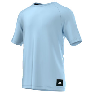 adidas Men's City 2 Graphic Training T-Shirt - Blue